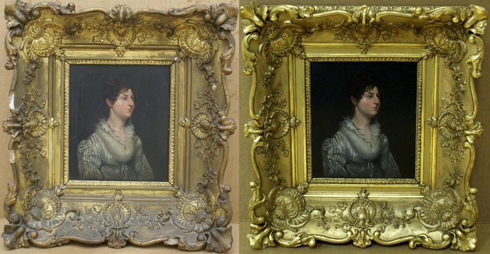 Picture Frame Restoration and Conservation | Old World ...