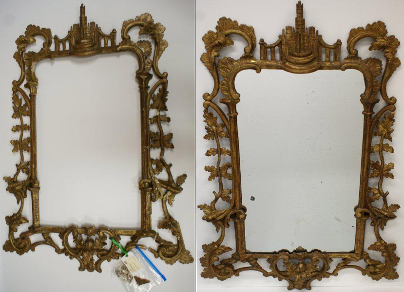 Picture Frame Restoration and Conservation | Old World Restorations