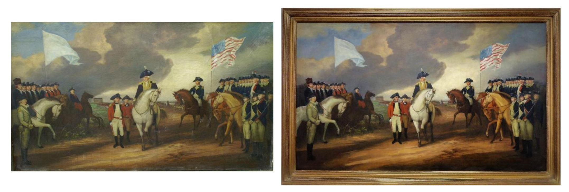 Custom Picture Frames and Document Framing | Old World Restorations
