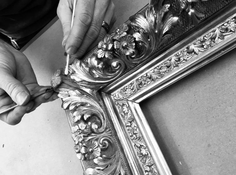 Art Restoration News | Old World Restoration